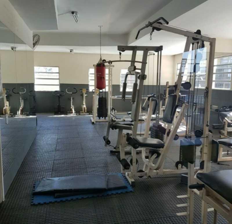 14 - ACADEMIA. - Apartamento 2 quartos à venda Cachambi, Rio de Janeiro - R$ 200.000 - MEAP21203 - 14