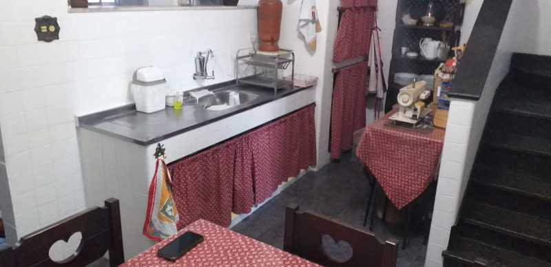 RUA OURO PRETO 5 - Casa de Vila 4 quartos à venda Quintino Bocaiúva, Rio de Janeiro - R$ 450.000 - MECV40020 - 17