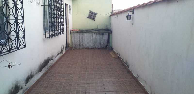 RUA OURO PRETO 11 - Casa de Vila 4 quartos à venda Quintino Bocaiúva, Rio de Janeiro - R$ 450.000 - MECV40020 - 19
