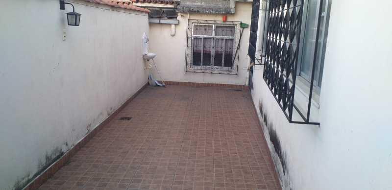 RUA OURO PRETO 12 - Casa de Vila 4 quartos à venda Quintino Bocaiúva, Rio de Janeiro - R$ 450.000 - MECV40020 - 20