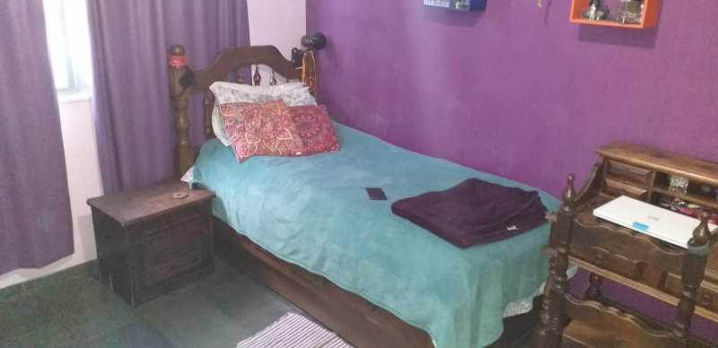 RUA OURO PRETO 16 - Casa de Vila 4 quartos à venda Quintino Bocaiúva, Rio de Janeiro - R$ 450.000 - MECV40020 - 9