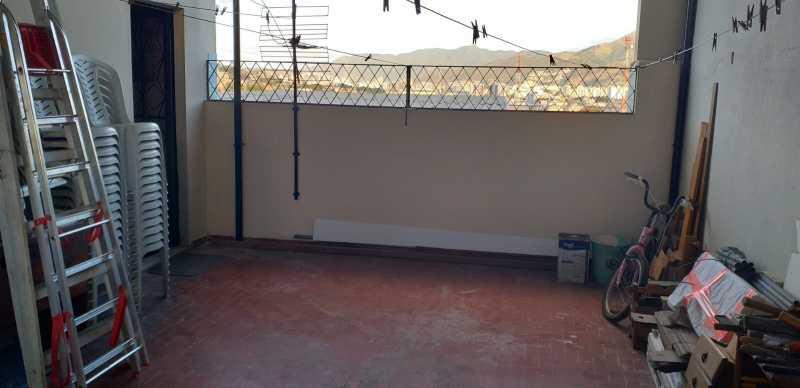 RUA OURO PRETO 19 - Casa de Vila 4 quartos à venda Quintino Bocaiúva, Rio de Janeiro - R$ 450.000 - MECV40020 - 22