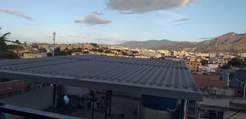 RUA OURO PRETO 21 - Casa de Vila 4 quartos à venda Quintino Bocaiúva, Rio de Janeiro - R$ 450.000 - MECV40020 - 24