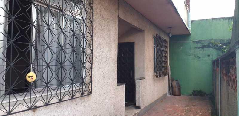 RUA OURO PRETO 24 - Casa de Vila 4 quartos à venda Quintino Bocaiúva, Rio de Janeiro - R$ 450.000 - MECV40020 - 28