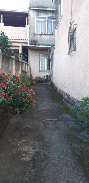 RUA OURO PRETO 25 - Casa de Vila 4 quartos à venda Quintino Bocaiúva, Rio de Janeiro - R$ 450.000 - MECV40020 - 25