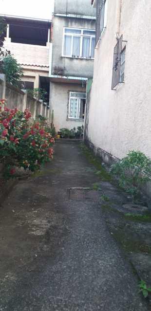 RUA OURO PRETO 26 - Casa de Vila 4 quartos à venda Quintino Bocaiúva, Rio de Janeiro - R$ 450.000 - MECV40020 - 26