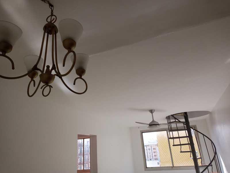 20210807_143625 - Cobertura 3 quartos para alugar Méier, Rio de Janeiro - R$ 2.000 - MECO30046 - 17