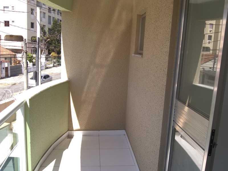 IMG_20210810_110627774 - Apartamento 2 quartos para alugar Engenho de Dentro, Rio de Janeiro - R$ 1.500 - MEAP21207 - 1