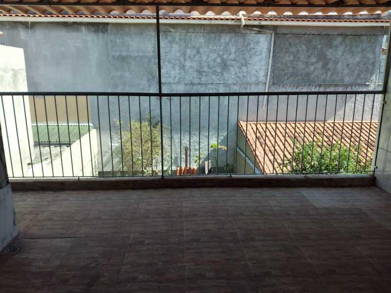 CRUZ E SOUZA 1 - Casa 2 quartos à venda Encantado, Rio de Janeiro - R$ 420.000 - MECA20027 - 20