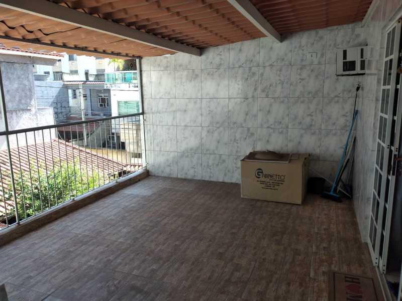CRUZ E SOUZA 6 - Casa 2 quartos à venda Encantado, Rio de Janeiro - R$ 420.000 - MECA20027 - 21