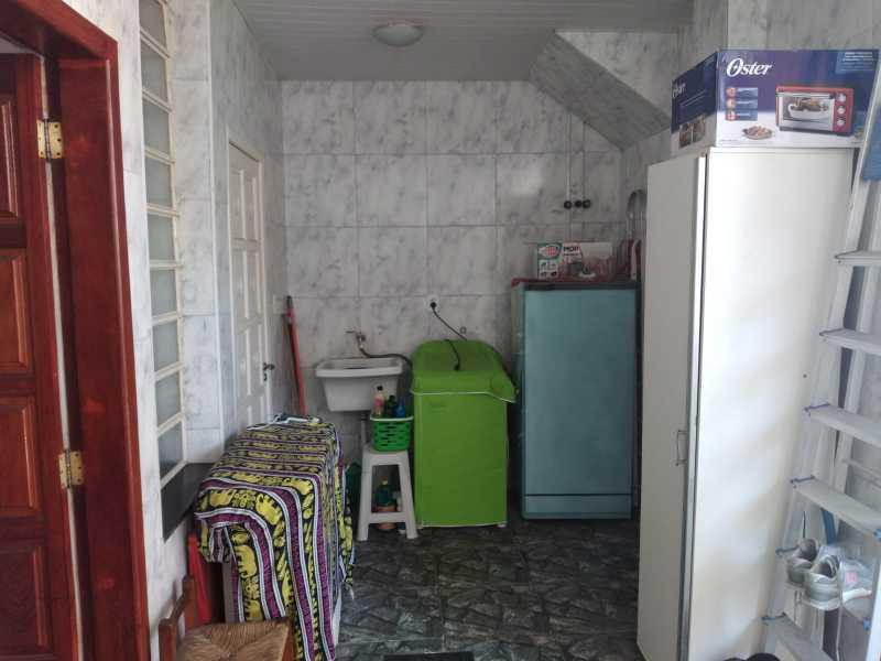 CRUZ E SOUZA 11 - Casa 2 quartos à venda Encantado, Rio de Janeiro - R$ 420.000 - MECA20027 - 18