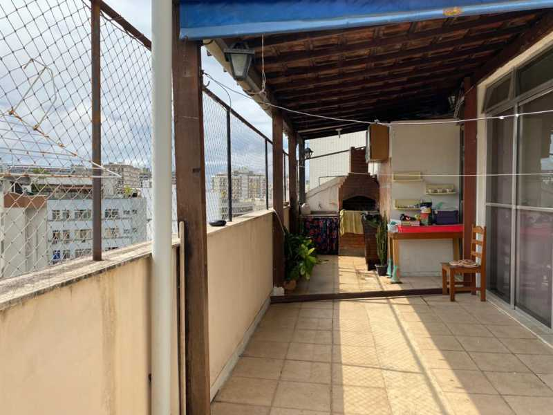 3ed9fd8d-b75e-41b8-b7e7-130c91 - Cobertura 3 quartos à venda Vila Isabel, Rio de Janeiro - R$ 690.000 - MECO30047 - 14