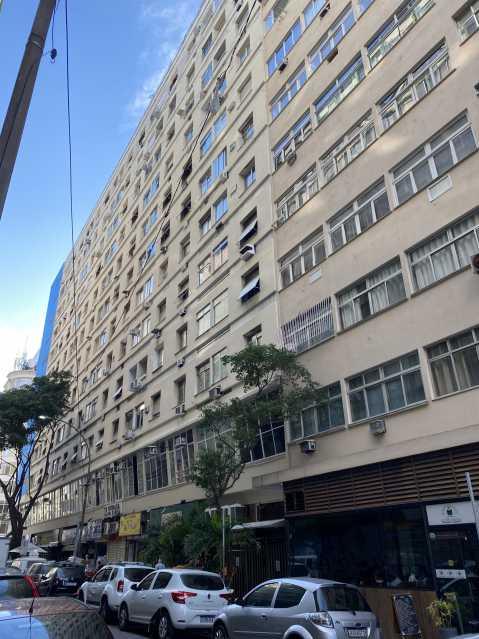 01 - Apartamento 1 quarto à venda Copacabana, Rio de Janeiro - R$ 550.000 - FRAP10122 - 1