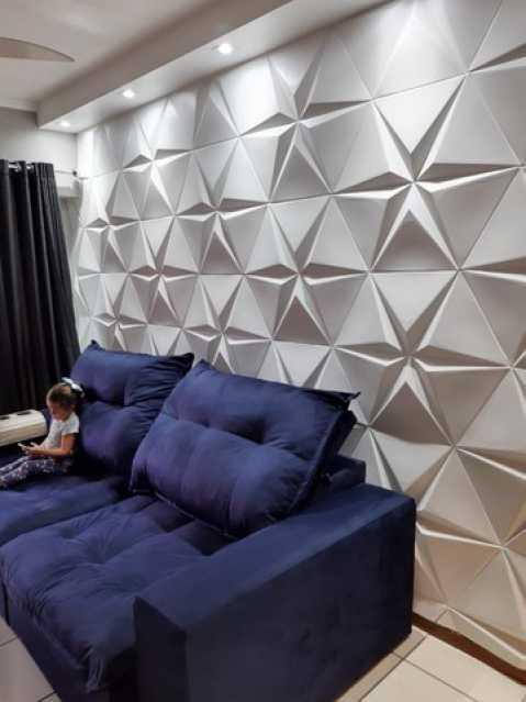 1 - Apartamento 3 quartos à venda Praça Seca, Rio de Janeiro - R$ 290.000 - FRAP30740 - 1