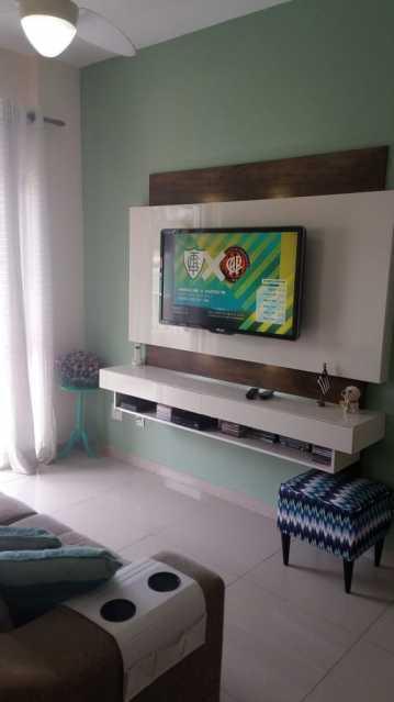 02 - Apartamento 2 quartos à venda Praça Seca, Rio de Janeiro - R$ 143.000 - FRAP21759 - 3