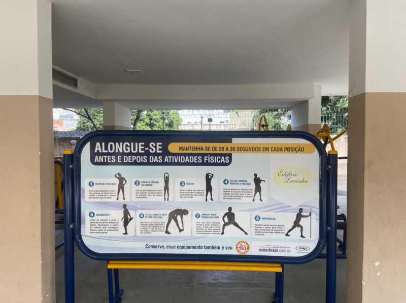 17. - Apartamento 1 quarto à venda Riachuelo, Rio de Janeiro - R$ 215.000 - MEAP10191 - 18