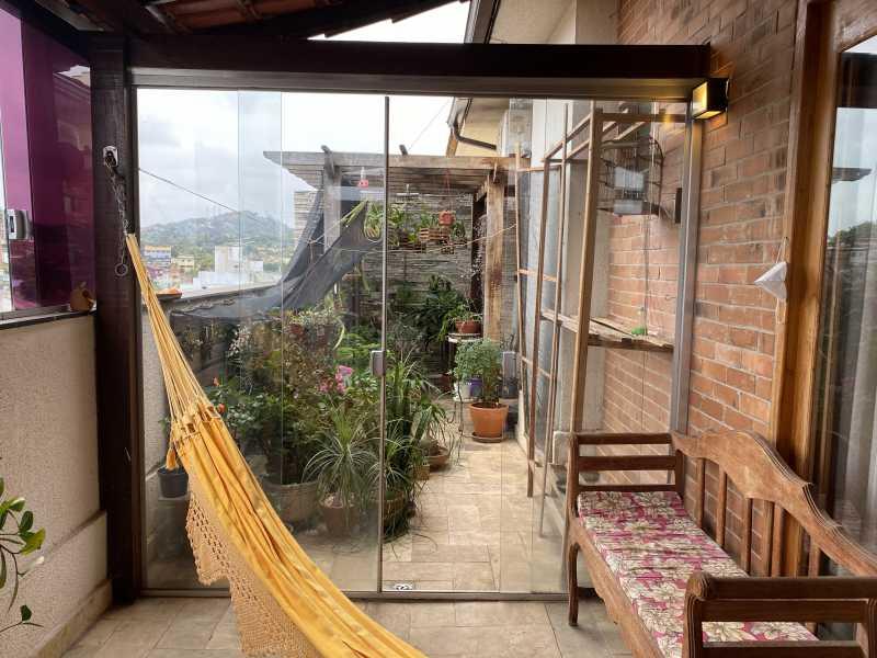 18 - Cobertura 3 quartos à venda Pechincha, Rio de Janeiro - R$ 520.000 - FRCO30193 - 19