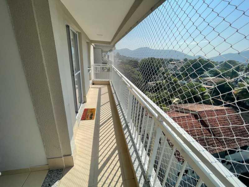 3 - Cobertura 3 quartos à venda Taquara, Rio de Janeiro - R$ 590.000 - FRCO30194 - 4