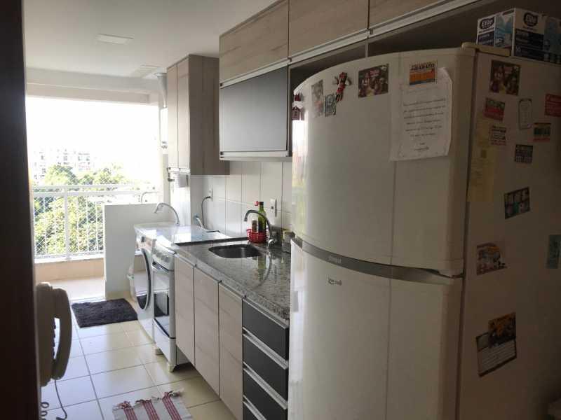 9 - Cobertura 3 quartos à venda Taquara, Rio de Janeiro - R$ 590.000 - FRCO30194 - 10