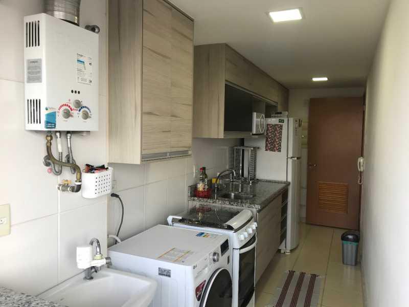 11 - Cobertura 3 quartos à venda Taquara, Rio de Janeiro - R$ 590.000 - FRCO30194 - 12