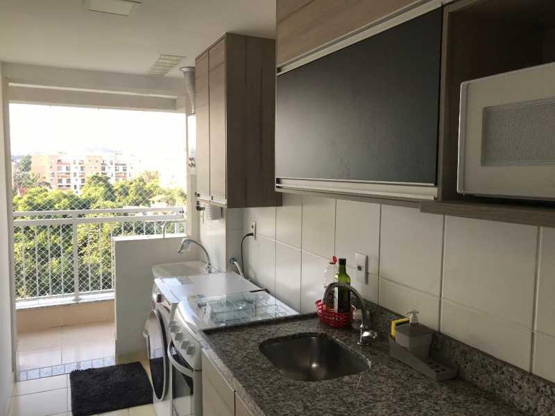 12 - Cobertura 3 quartos à venda Taquara, Rio de Janeiro - R$ 590.000 - FRCO30194 - 13