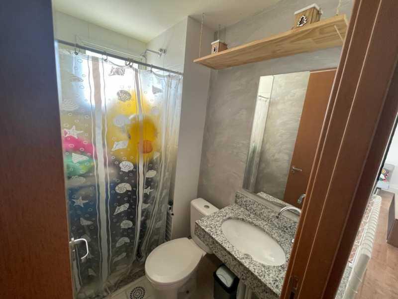 18 - Cobertura 3 quartos à venda Taquara, Rio de Janeiro - R$ 590.000 - FRCO30194 - 19