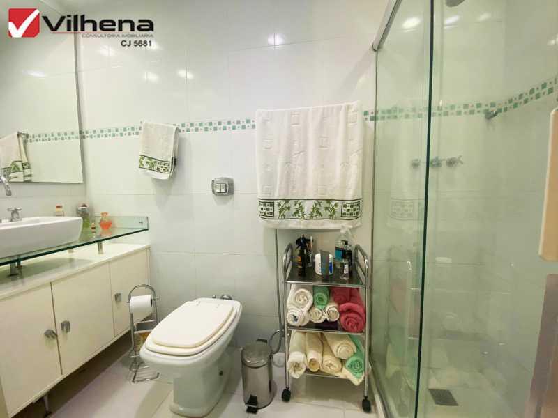 BANHEIRO DA SUÍTE - Apartamento 3 quartos à venda Grajaú, Rio de Janeiro - R$ 850.000 - FRAP30750 - 9