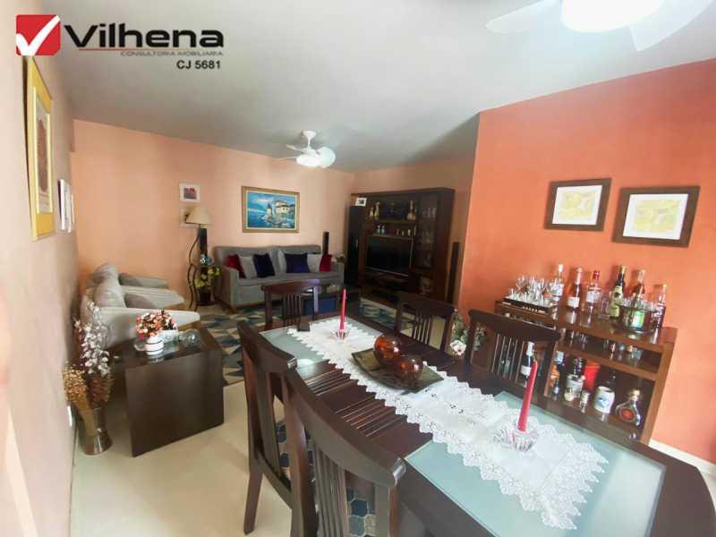 AMPLA SALA  - Apartamento 3 quartos à venda Grajaú, Rio de Janeiro - R$ 850.000 - FRAP30750 - 5