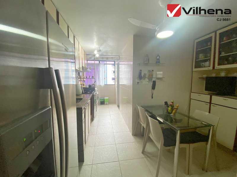 AMPLA COPA-COZINHA - Apartamento 3 quartos à venda Grajaú, Rio de Janeiro - R$ 850.000 - FRAP30750 - 15