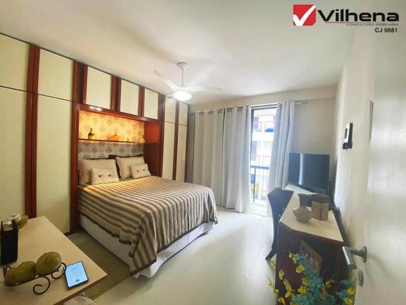 SUÍTE COM VARANDA - Apartamento 3 quartos à venda Grajaú, Rio de Janeiro - R$ 850.000 - FRAP30750 - 6