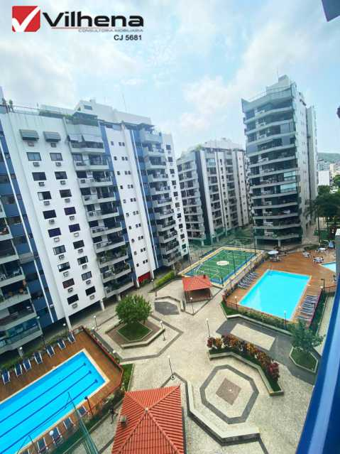 VISTA DO LAZER - Apartamento 3 quartos à venda Grajaú, Rio de Janeiro - R$ 850.000 - FRAP30750 - 28