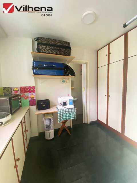 DEPENDÊNCIA AMPLA C/VENTILAÇÃO - Apartamento 3 quartos à venda Grajaú, Rio de Janeiro - R$ 850.000 - FRAP30750 - 26