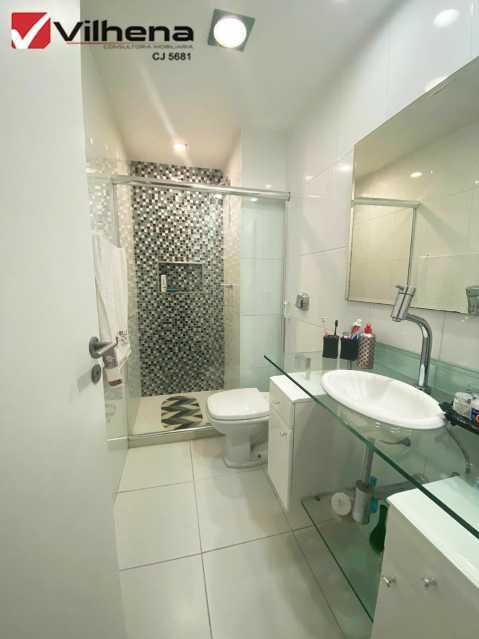 BANHEIRO SOCIAL - Apartamento 3 quartos à venda Grajaú, Rio de Janeiro - R$ 850.000 - FRAP30750 - 12