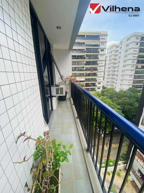 VARANDA DA STE - Apartamento 3 quartos à venda Grajaú, Rio de Janeiro - R$ 850.000 - FRAP30750 - 8