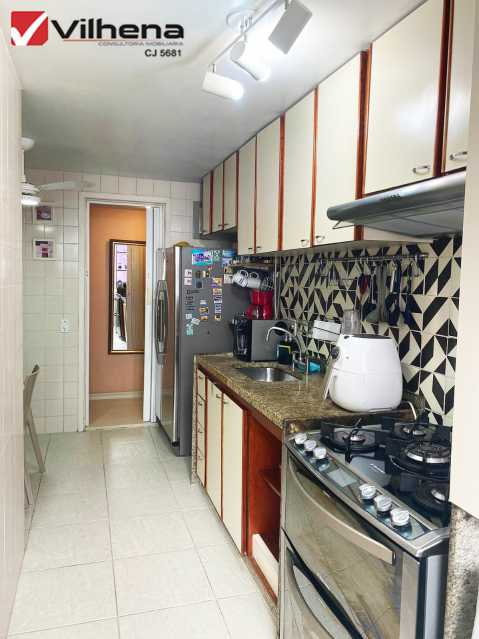 COZINHA - Apartamento 3 quartos à venda Grajaú, Rio de Janeiro - R$ 850.000 - FRAP30750 - 17