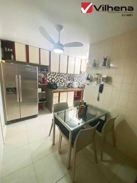 COPA COM MESA DE 4 LUGARES - Apartamento 3 quartos à venda Grajaú, Rio de Janeiro - R$ 850.000 - FRAP30750 - 18