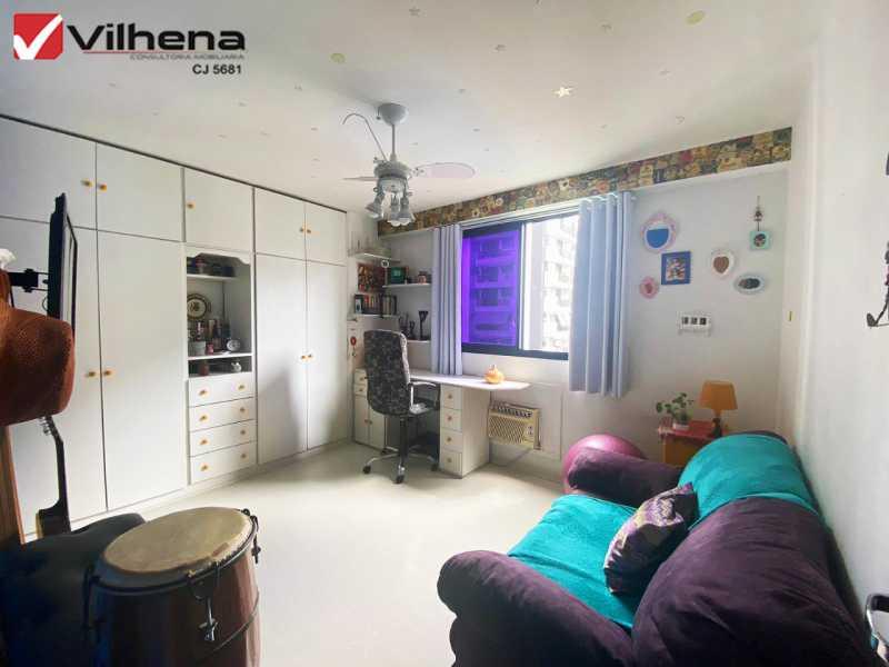 2º QUARTO - Apartamento 3 quartos à venda Grajaú, Rio de Janeiro - R$ 850.000 - FRAP30750 - 10