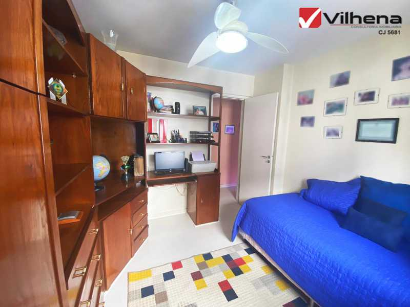 3º QUARTO - Apartamento 3 quartos à venda Grajaú, Rio de Janeiro - R$ 850.000 - FRAP30750 - 14