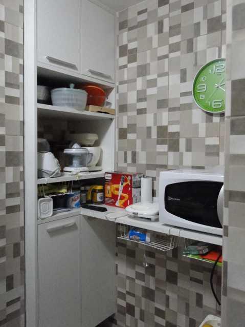 25 - Apartamento 2 quartos à venda Tanque, Rio de Janeiro - R$ 279.000 - FRAP21786 - 25