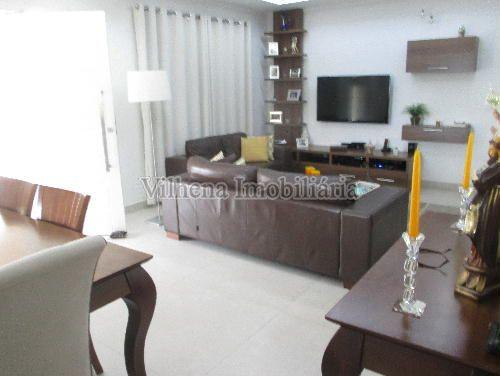 FOTO1 - Casa em Condominio Rua Waldemar Loureiro,Pechincha,Rio de Janeiro,RJ À Venda,3 Quartos,182m² - F130414 - 1
