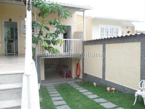 FOTO26 - Casa em Condominio Rua Waldemar Loureiro,Pechincha,Rio de Janeiro,RJ À Venda,3 Quartos,182m² - F130414 - 27