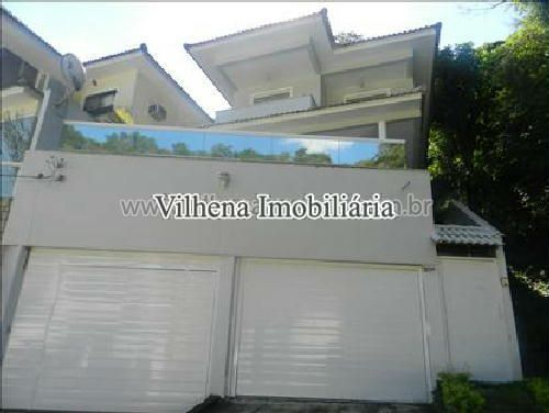 FOTO20 - Casa em Condominio À VENDA, Anil, Rio de Janeiro, RJ - F140175 - 18