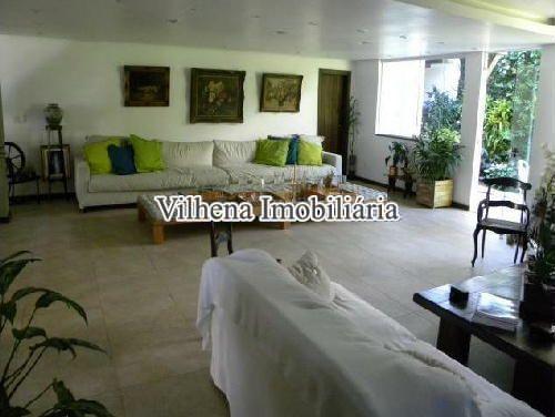 FOTO15 - Casa em Condomínio à venda Rua Arquiteto Milton Roberto,Itanhangá, Rio de Janeiro - R$ 5.900.000 - F140233 - 1