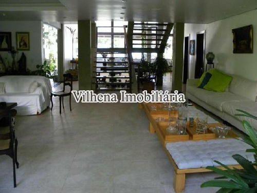 FOTO7 - Casa em Condomínio à venda Rua Arquiteto Milton Roberto,Itanhangá, Rio de Janeiro - R$ 5.900.000 - F140233 - 3