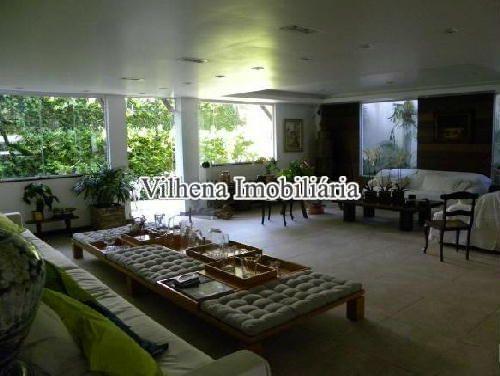 FOTO5 - Casa em Condomínio à venda Rua Arquiteto Milton Roberto,Itanhangá, Rio de Janeiro - R$ 5.900.000 - F140233 - 4