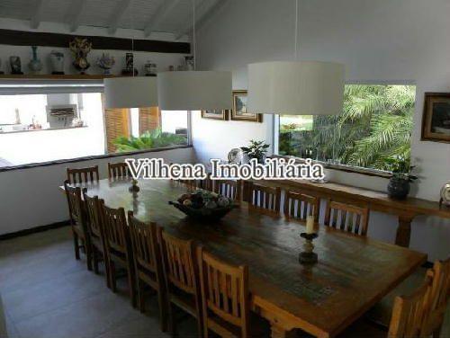 FOTO6 - Casa em Condomínio à venda Rua Arquiteto Milton Roberto,Itanhangá, Rio de Janeiro - R$ 5.900.000 - F140233 - 5