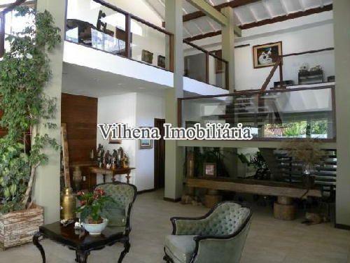 FOTO8 - Casa em Condomínio à venda Rua Arquiteto Milton Roberto,Itanhangá, Rio de Janeiro - R$ 5.900.000 - F140233 - 6