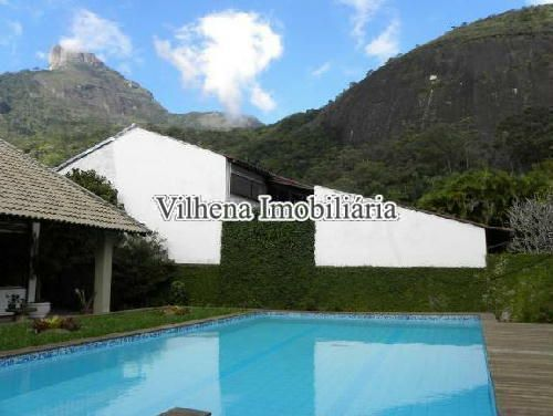 FOTO3 - Casa em Condomínio à venda Rua Arquiteto Milton Roberto,Itanhangá, Rio de Janeiro - R$ 5.900.000 - F140233 - 10