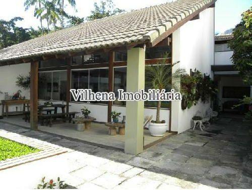 FOTO4 - Casa em Condomínio à venda Rua Arquiteto Milton Roberto,Itanhangá, Rio de Janeiro - R$ 5.900.000 - F140233 - 11