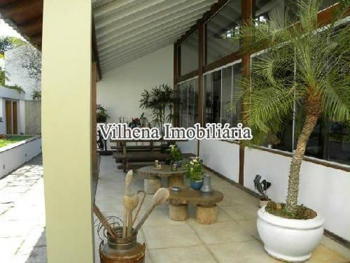 FOTO10 - Casa em Condomínio à venda Rua Arquiteto Milton Roberto,Itanhangá, Rio de Janeiro - R$ 5.900.000 - F140233 - 12